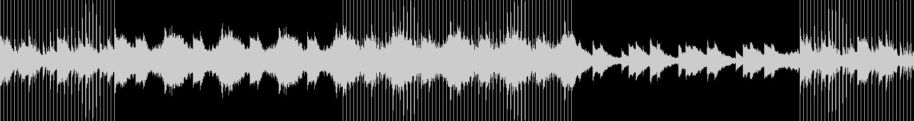 電気楽器。企業のビジネステーマ。高...の未再生の波形