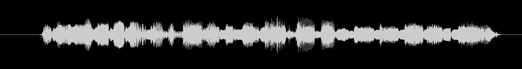 鳴き声 リップスマッキングチャイル...の未再生の波形