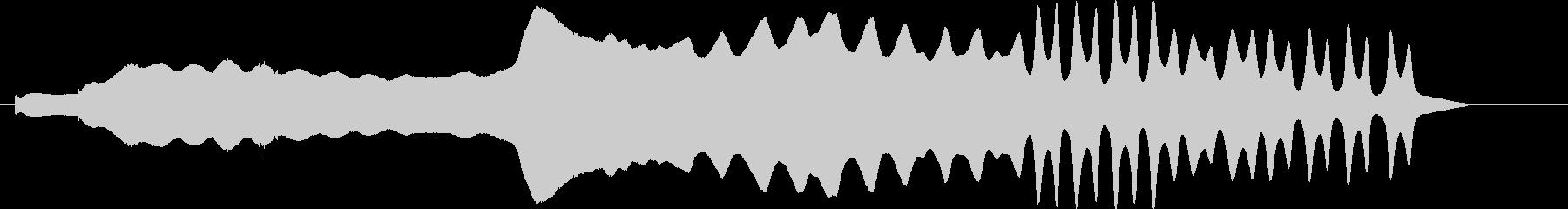 低周波変調3;電力サージ;振動、ス...の未再生の波形