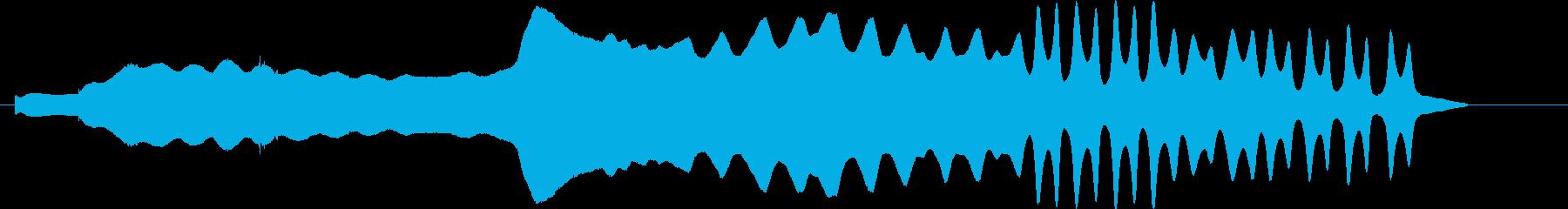 低周波変調3;電力サージ;振動、ス...の再生済みの波形