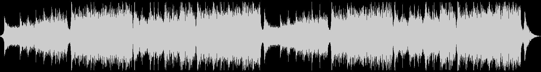 勝利と栄光のオーケストラ x2回の未再生の波形