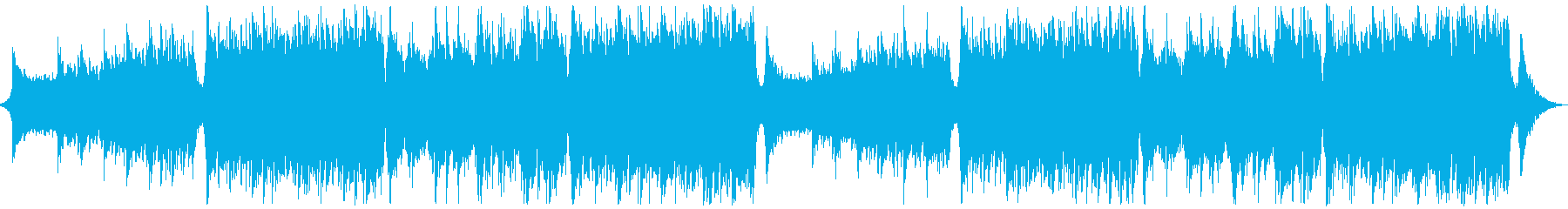 勝利と栄光のオーケストラ x2回の再生済みの波形