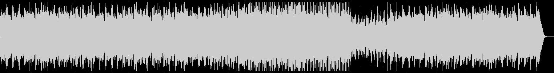 切なく美しい弦楽器シンセサウンドの未再生の波形