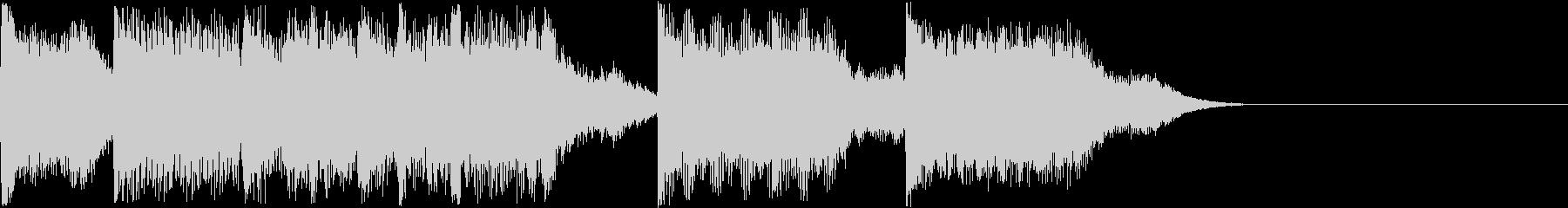 AI メカ/ロボ/マシン動作音 30の未再生の波形