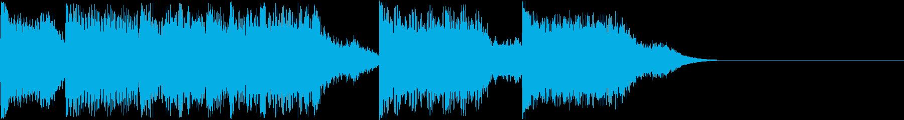 AI メカ/ロボ/マシン動作音 30の再生済みの波形