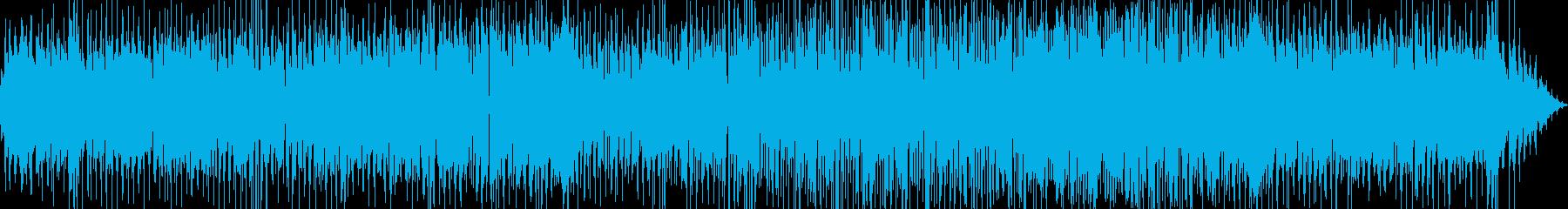 フルートとアコギによる爽やかなボサノバの再生済みの波形