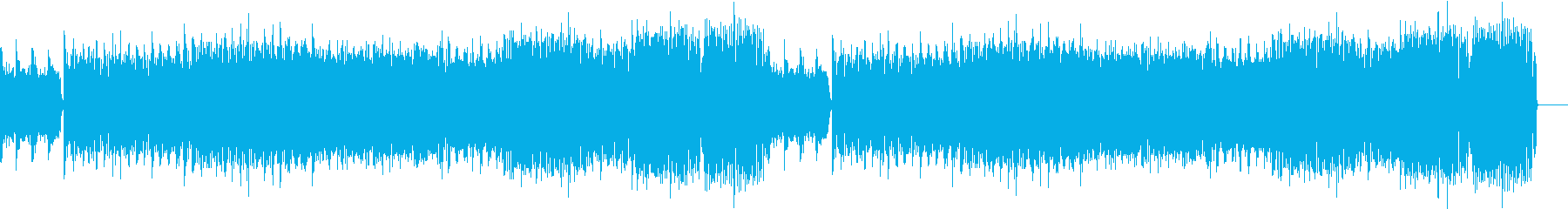 電脳世界を疾走!トランス・プログレハウスの再生済みの波形