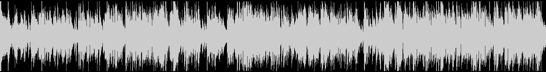 上品な大人のゆったり系ジャズ ※ループ版の未再生の波形