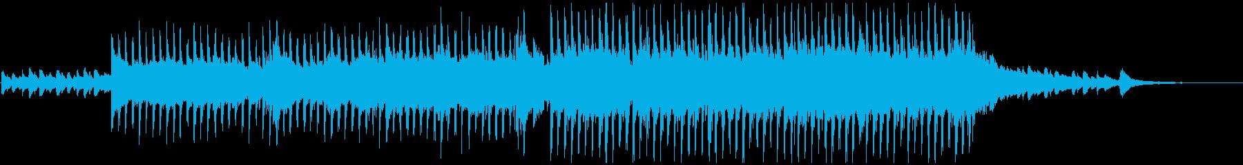 VP系16B、生アコギ、温かく感動的の再生済みの波形