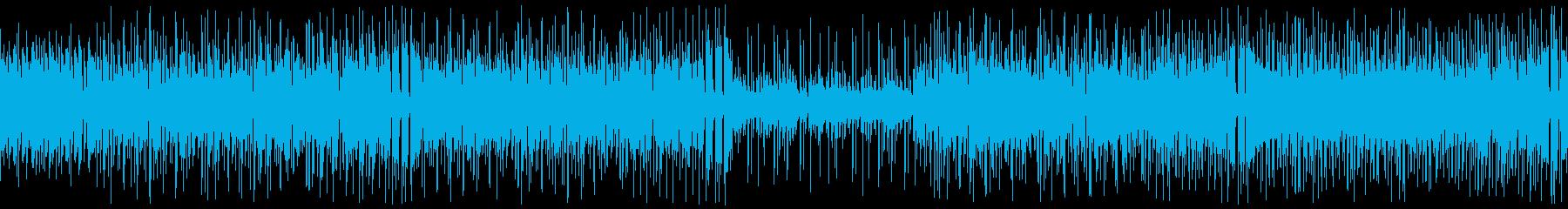 【ベース抜き】クラビネット主体のファン…の再生済みの波形