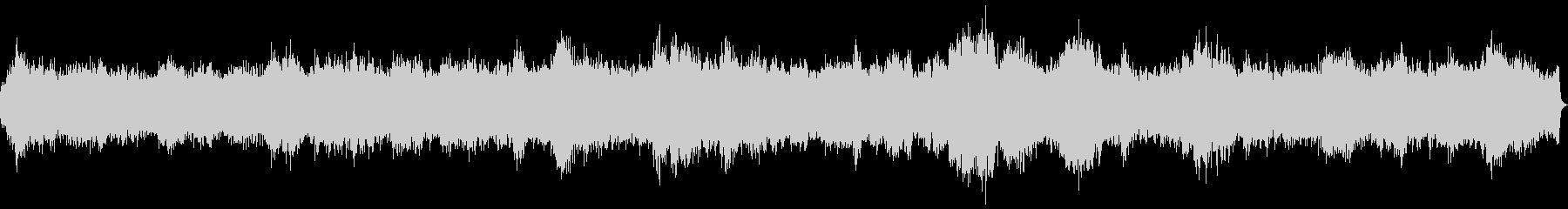 ゾンビΓÇÿフィナーレの未再生の波形
