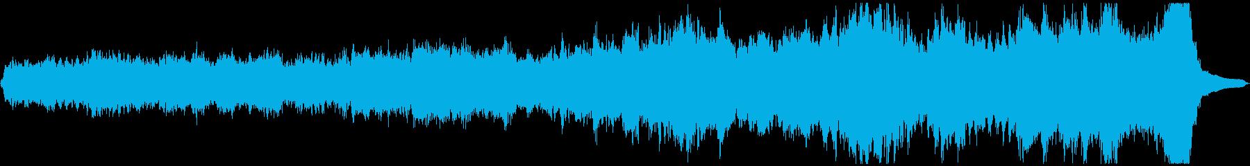 ディズニー風ワルツの豪華なエンディング!の再生済みの波形