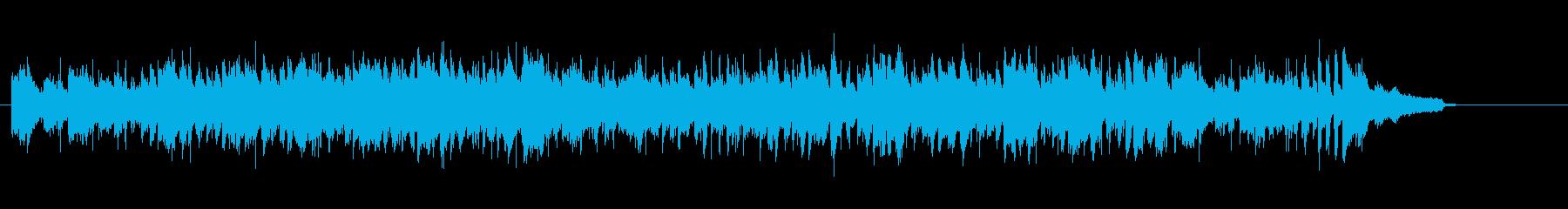 きらめくヴァイブが小粋なジャズの再生済みの波形