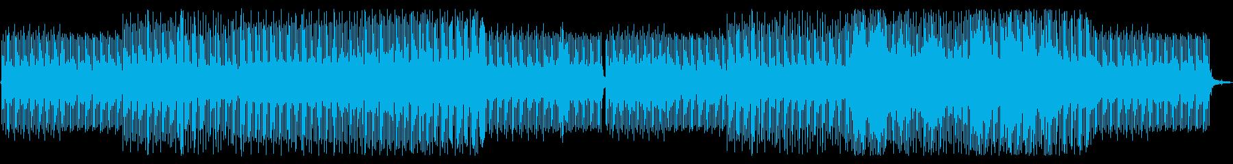 【激しい心理戦や推理】緊張感あるピアノの再生済みの波形
