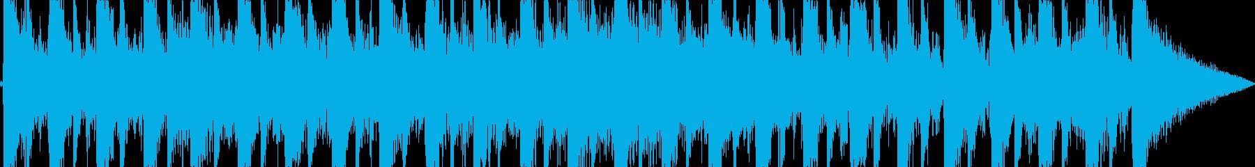 CM15秒 軽快なPOPの再生済みの波形