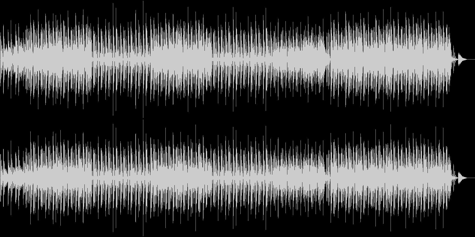 おしゃれでエモいチルアウトの未再生の波形