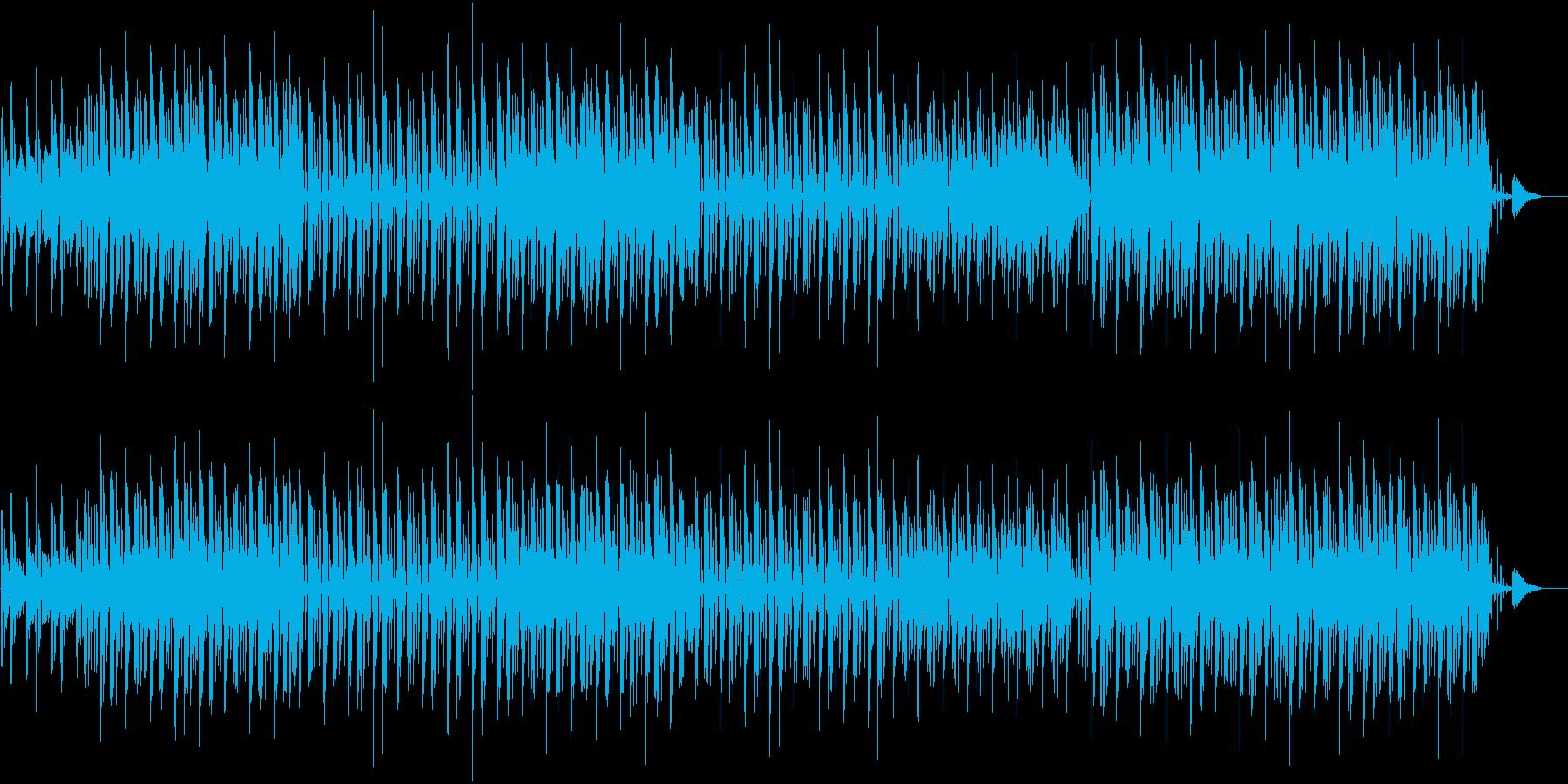 おしゃれでエモいチルアウトの再生済みの波形