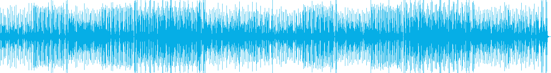 Cute and fun uptempo dance & quiz's reproduced waveform