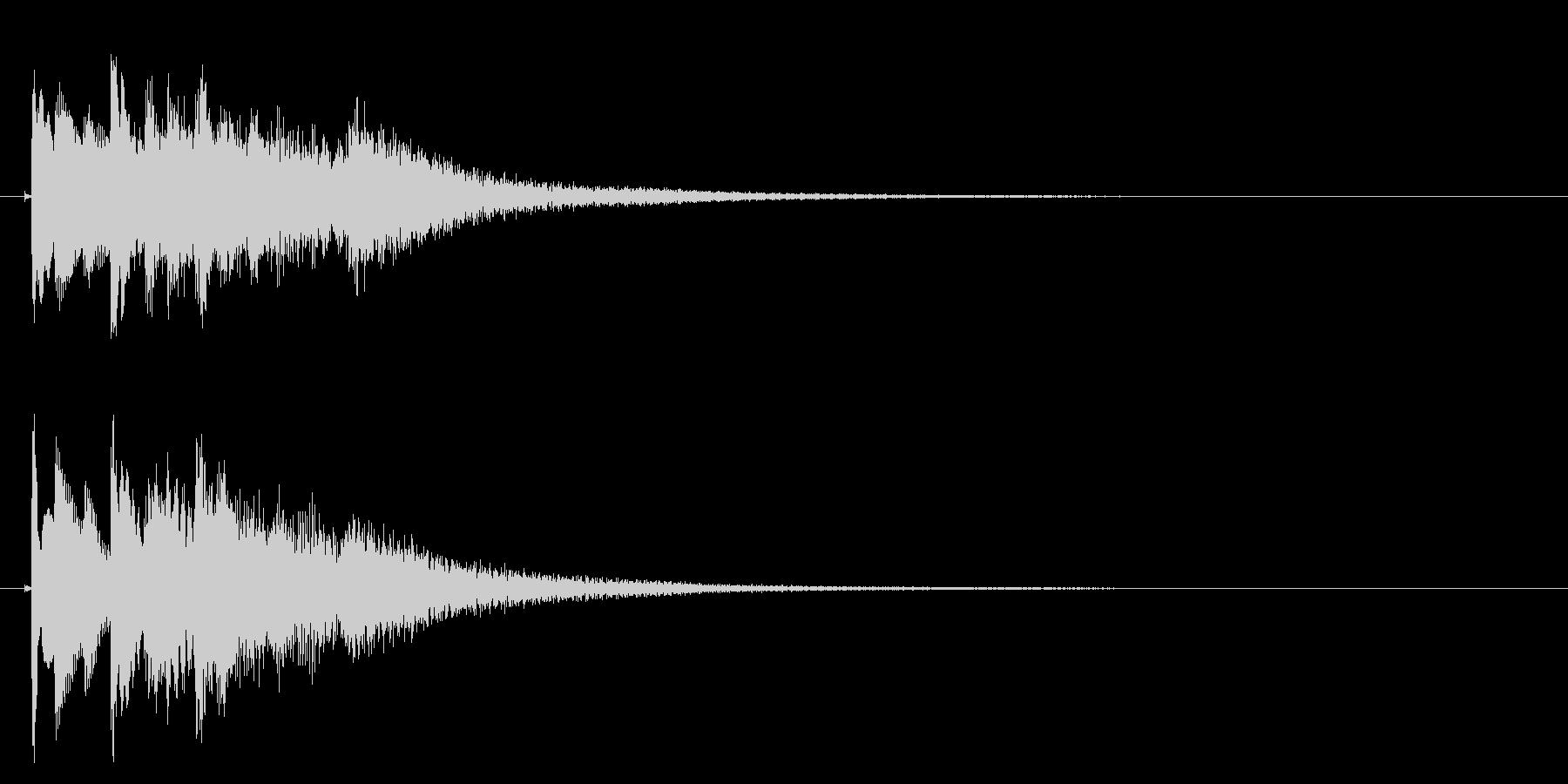琴のフレーズ1☆調律1の未再生の波形