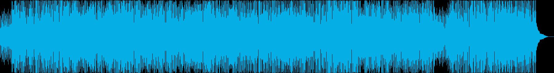 ジプシージャズインストゥルメンタル...の再生済みの波形