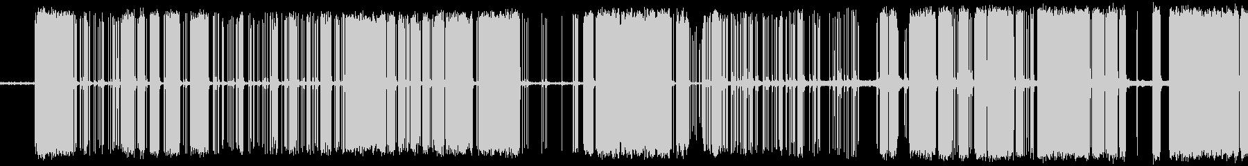 電気放電、小; DIGIFFECT...の未再生の波形