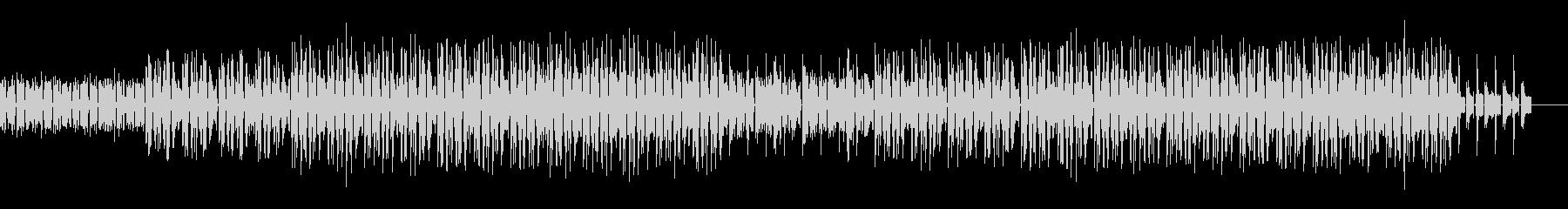 かわいい、ゆるい、コミカル-04の未再生の波形