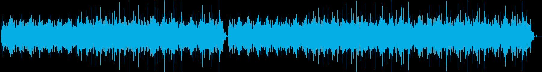 透明感あるピアノソロの再生済みの波形