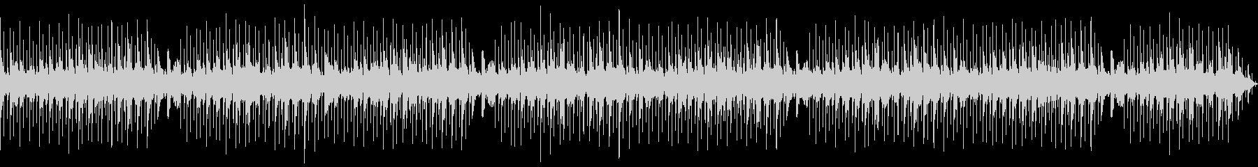【主張しない背景音楽】ヒーリング2の未再生の波形