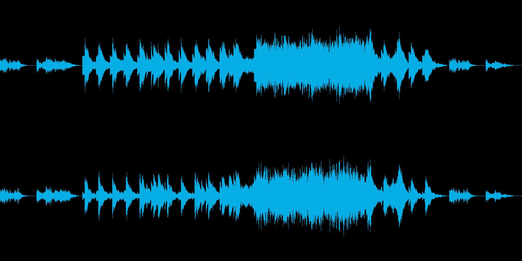 RPG:汎用BGM3の再生済みの波形