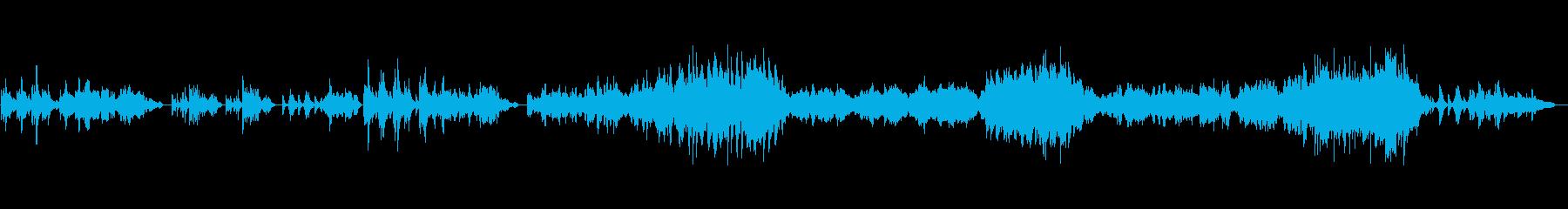 【生演奏】カッコいいバイオリンソナタ3章の再生済みの波形