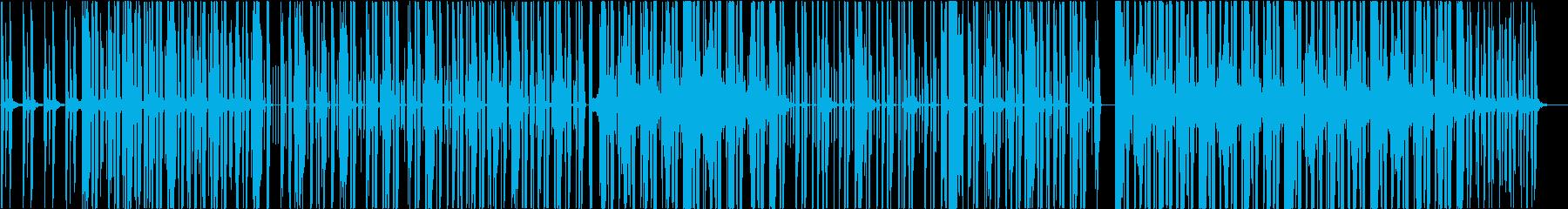 大人も聞ける洋楽サウンド、R&B的POPの再生済みの波形