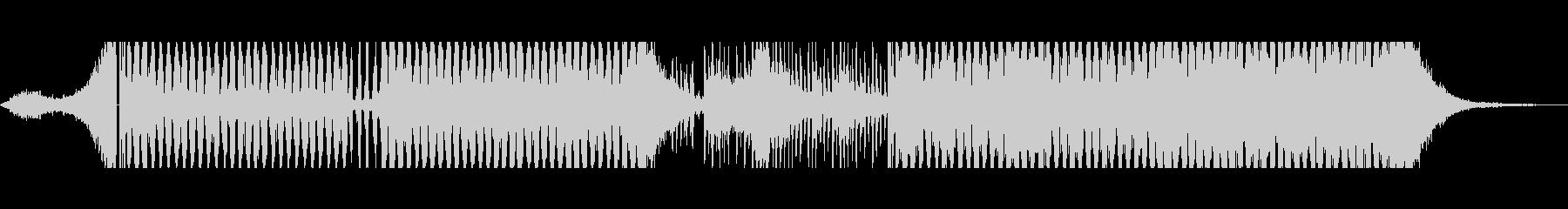 モダンエレクトロコンテンポラリーポ...の未再生の波形