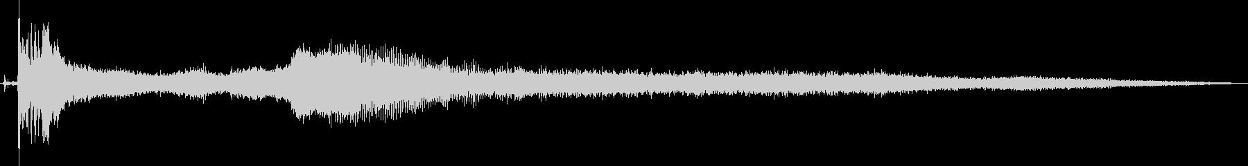 Infiniti Fx 35 Cr...の未再生の波形