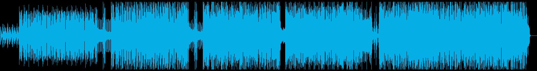 Senigalliaの再生済みの波形