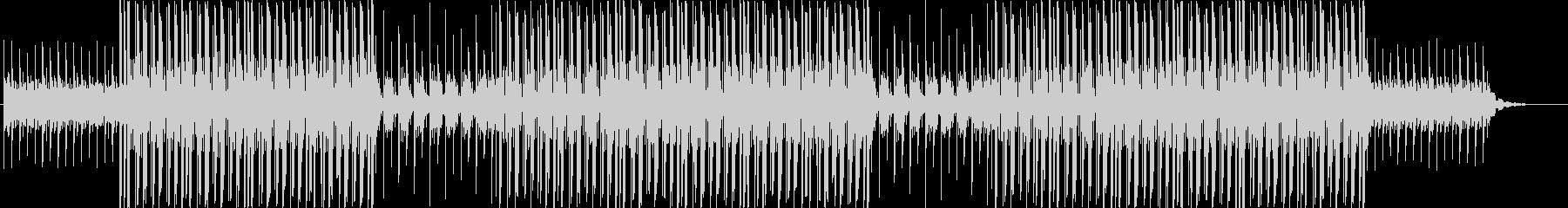 Kawaii・トラップポップトラック♪の未再生の波形