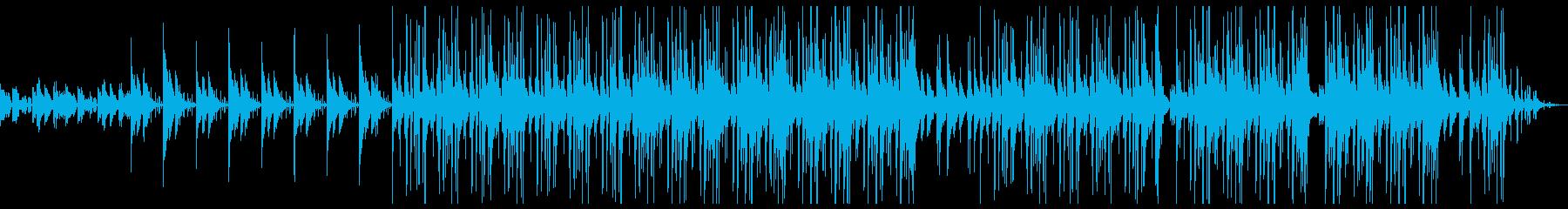 切ない 後悔 ヒップホップ Trapの再生済みの波形