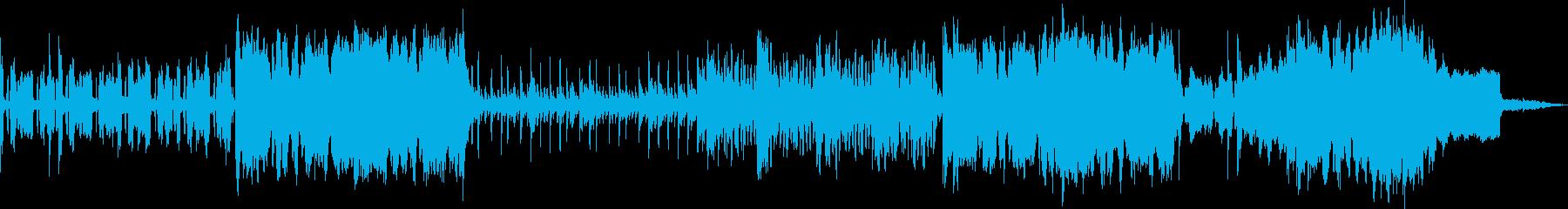 アイリッシュ1(明るいスリップジグ)の再生済みの波形
