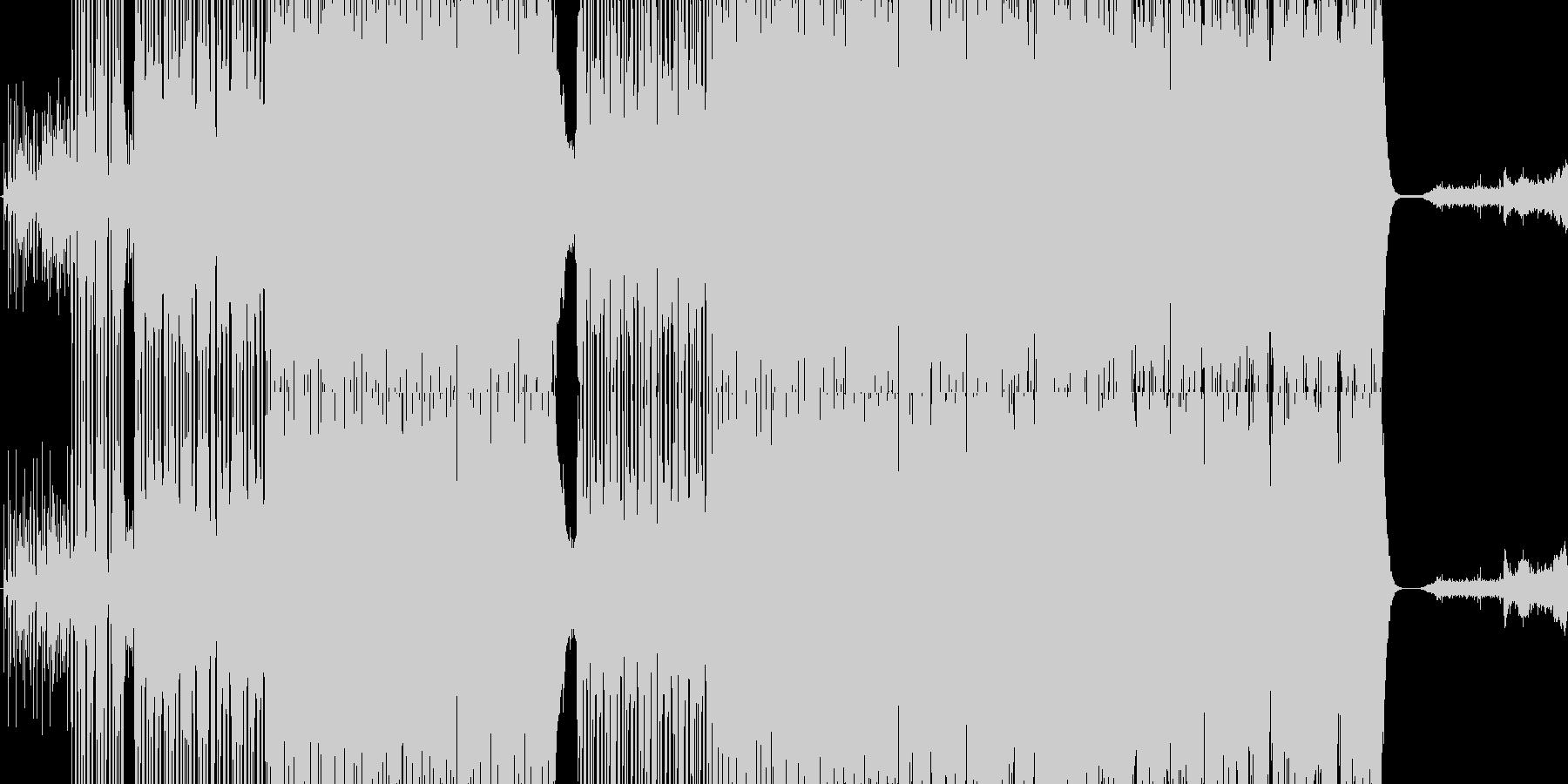 Pursuitの未再生の波形