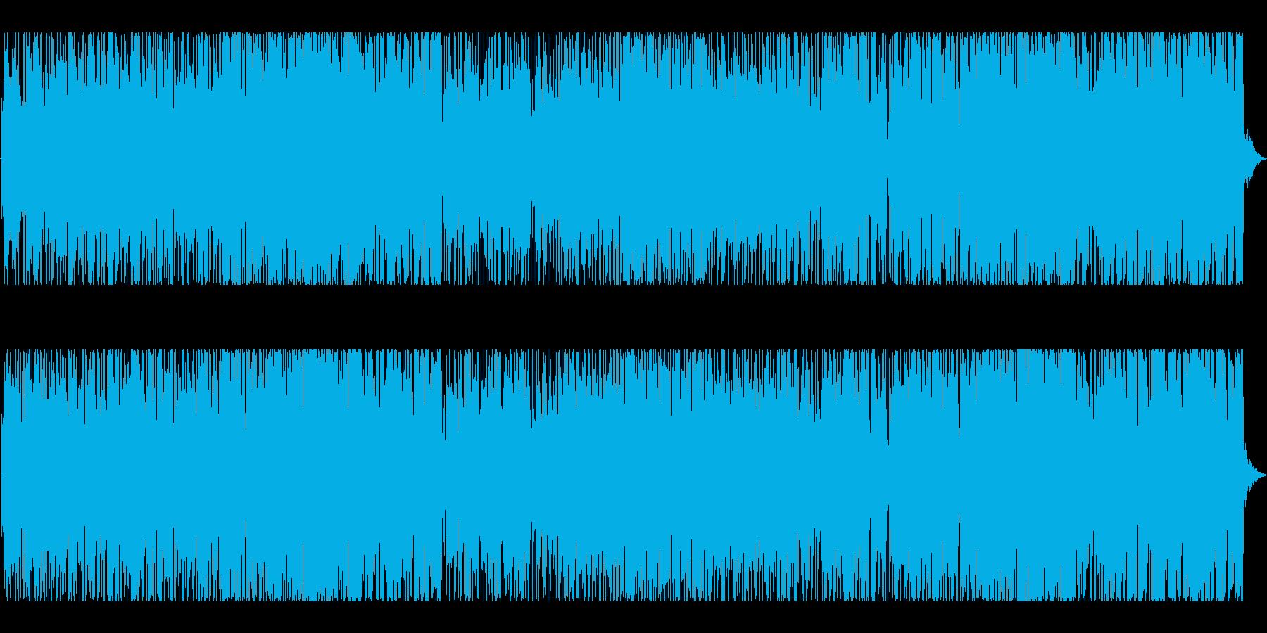 爽やかで印象的・キャッチーなフュージョンの再生済みの波形