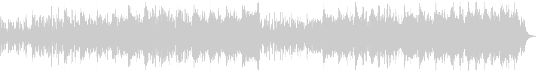 Cinematic Orchestra Strategy / Tension's unreproduced waveform