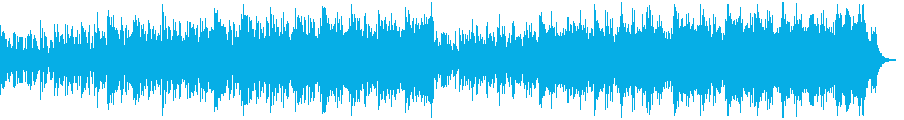 Cinematic Orchestra Strategy / Tension's reproduced waveform
