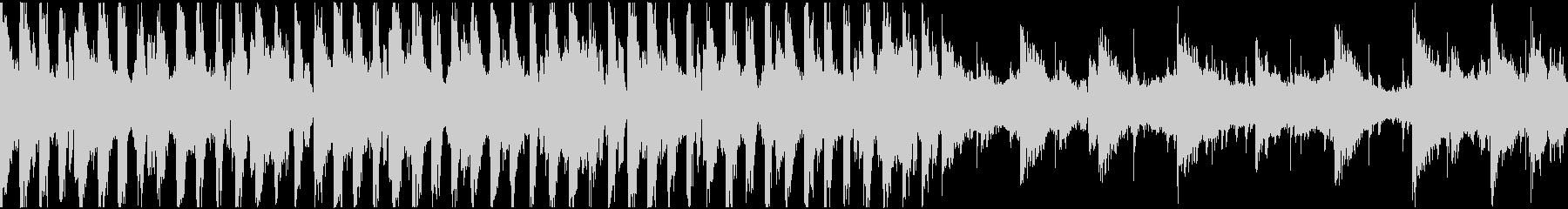 ギターハーモニクス、ロードピアノ、...の未再生の波形