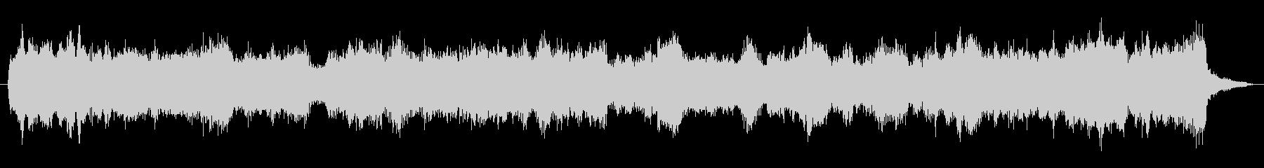 ネオクラシカルな30秒バイオリンBGMの未再生の波形