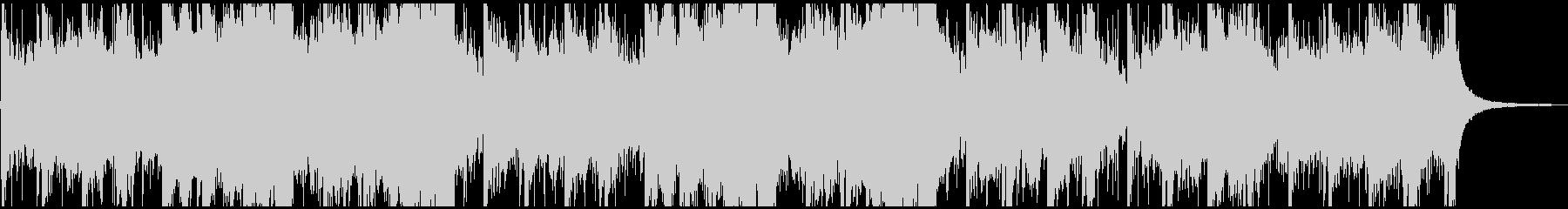 アラビアンな雰囲気のオーケストラBGMの未再生の波形