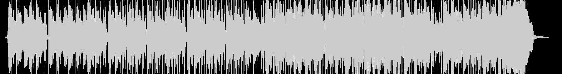 Percussion Musicの未再生の波形