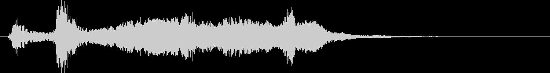 String Quartet Jingle 02 Tragedy's unreproduced waveform
