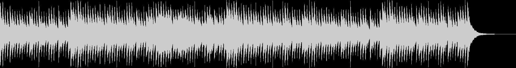 鐘・ベルの音とアコギ クリスマス の未再生の波形