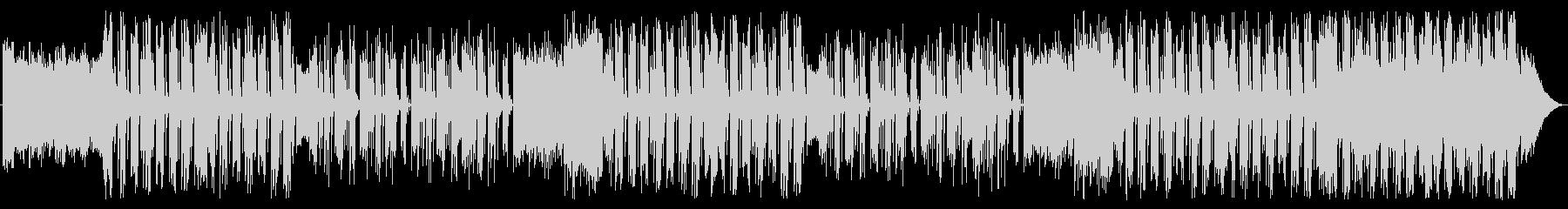 メロディアスで風格ある和風エレクトロの未再生の波形