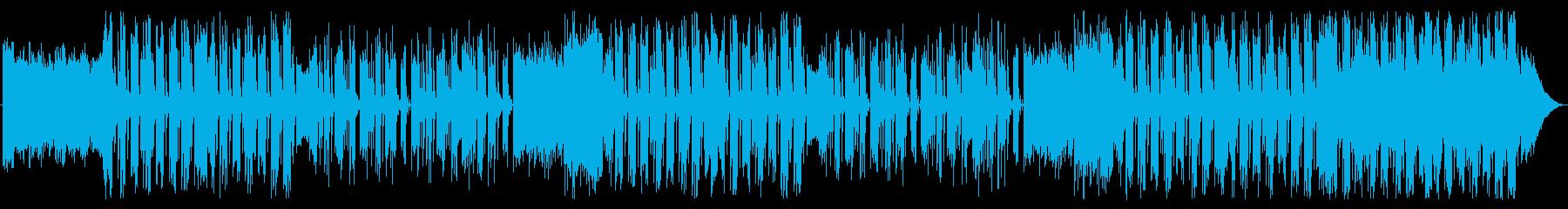 メロディアスで風格ある和風エレクトロの再生済みの波形