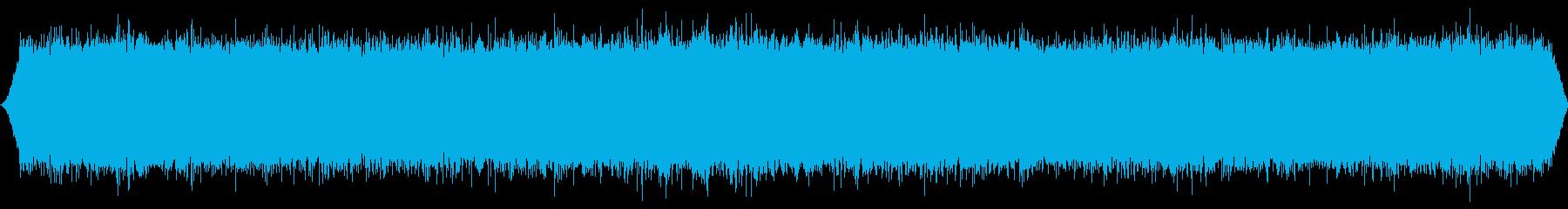 川:ホワイトウォーターラピッズ:コ...の再生済みの波形